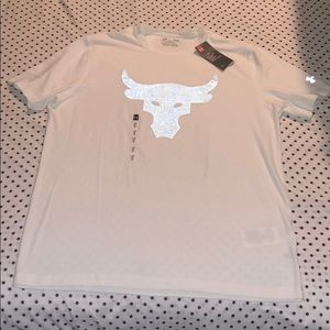 Under Armour Shirts - Under Armour x Project Rock Brahma Bull T-Shirt
